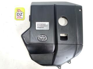 Пластиковая крышка на двс передняя TOYOTA KLUGER V 2005