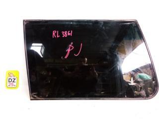 Стекло собачника заднее левое MITSUBISHI PAJERO 1993
