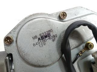 Моторчик заднего дворника задний PAJERO 1994 V21W 4M40T