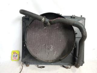 Радиатор основной передний MITSUBISHI PAJERO 2004