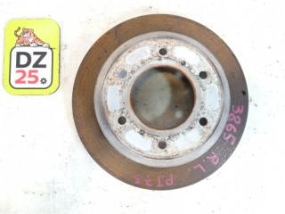 Тормозной диск задний левый MITSUBISHI PAJERO 2004