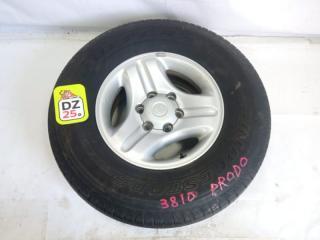 Колесо R16 / 265 / 70 Bridgestone DUELER H/L 265/70R16 6x139.7 лит. 15ET