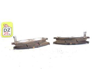 Тормозные колодки переднее NISSAN SERENA 2012