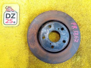 Тормозной диск передний правый TOYOTA ALPHARD 2008