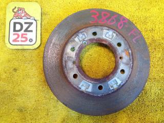 Тормозной диск передний левый MITSUBISHI PAJERO 2004