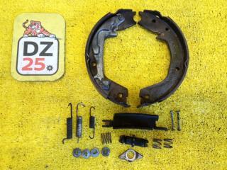 Механизм стояночного тормоза задний левый MITSUBISHI PAJERO 2004