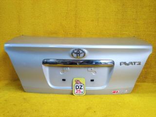 Крышка багажника задняя TOYOTA PLATZ 2004