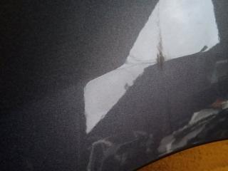 Крыло переднее левое ESTIMA 2010 AHR20W 2GRFE