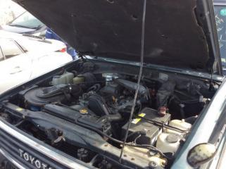 Двигатель передний TOYOTA LAND CRUISER PRADO 1993