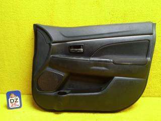 Обшивка дверей передняя правая MITSUBISHI RVR 2010