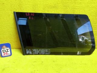 Запчасть стекло собачника заднее левое MITSUBISHI CHALLENGER 1997