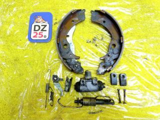 Механизм стояночного тормоза задний левый HONDA HRV 2001