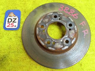 Тормозной диск передний правый HONDA HRV 2002