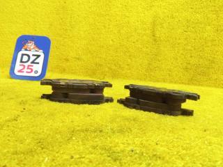 Колодки тормозные передние TOYOTA COROLLA FIELDER 2004