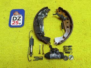 Механизм стояночного тормоза задний левый TOYOTA COROLLA FIELDER 2002