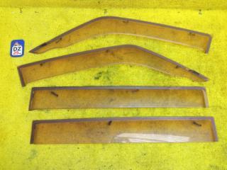 Ветровики комплект MITSUBISHI PAJERO 2004