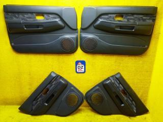 Обшивка дверей задняя левая NISSAN TERRANO REGULUS 1998