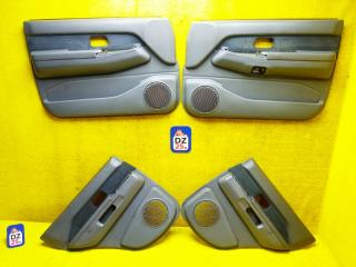 Обшивка дверей задняя левая NISSAN TERRANO REGULUS 2000