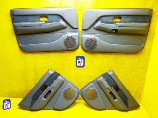 Обшивка дверей задняя правая NISSAN TERRANO REGULUS 2000