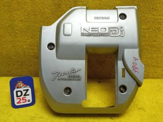 Пластиковая крышка на двс передняя NISSAN TERRANO REGULUS 2000