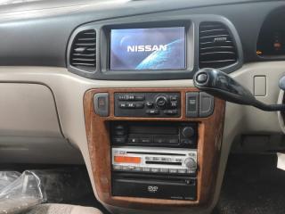 Монитор передний NISSAN LIBERTY 2004