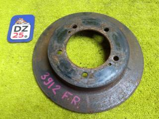Тормозной диск передний правый SUZUKI JIMNY 1999