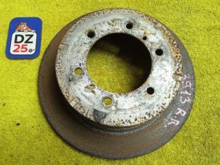 Тормозной диск задний правый MITSUBISHI DELICA 1998
