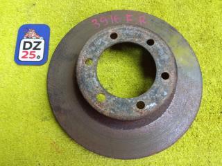 Тормозной диск передний правый TOYOTA LAND CRUISER PRADO 2001