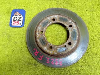 Тормозной диск передний правый SUZUKI ESCUDO 1999