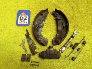 Механизм стояночного тормоза задний левый SUZUKI ESCUDO 1999