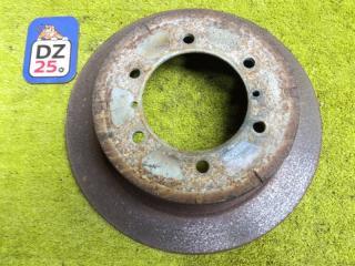 Тормозной диск задний правый MITSUBISHI DELICA 1997