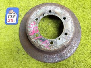 Тормозной диск задний левый MITSUBISHI DELICA 1997