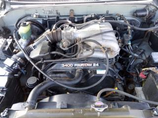 Двигатель передний TOYOTA LAND CRUISER PRADO 1997