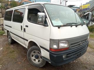 Кузов передний TOYOTA HIACE 01.2001