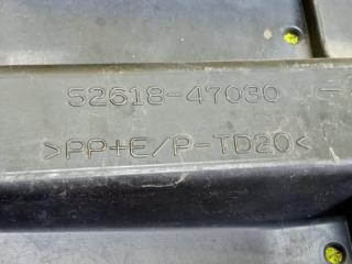 Защита бампера передняя PRIUS ALPHA ZVW41 2ZRFXE