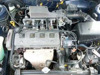 Двигатель передний TOYOTA SPRINTER CARIB