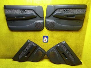 Обшивка дверей задняя левая NISSAN TERRANO REGULUS 1997