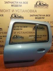 Дверь задняя левая Renault Symbol 1 1998-2008