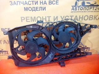 Запчасть диффузор с вентилятором в сборе Renault Trafic 2001-2014