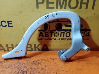 Петля крышки багажника задняя левая Renault Symbol 1 2002-2007