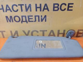 Запчасть козырек солнцезащитный передний правый Renault Symbol 1 1998-2008