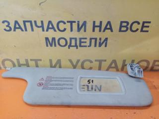 Запчасть козырек солнцезащитный передний правый Renault Megane 2 2003-2008