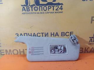 Запчасть козырек солнцезащитный передний правый Renault Scenic 2 2003-2008