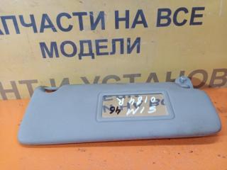 Запчасть козырек солнцезащитный передний правый Renault Symbol 1 1998-2007