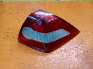 Запчасть фонарь задний наружный задний правый Renault Megane 2 2002-2009