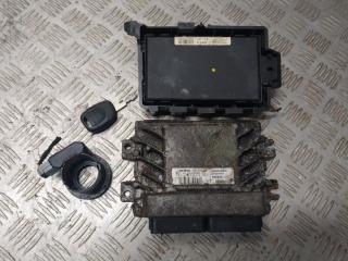 Блок управления двигателем ( комплект) Renault Symbol 1 2007