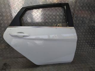 Запчасть дверь задняя правая Hyundai Elantra 2020-2021