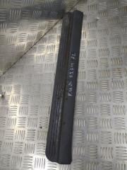 Запчасть накладка порога внешняя передняя левая Kia Spectra 2008