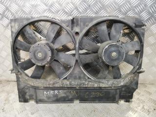 Запчасть диффузор с вентилятором в сборе Mercedes C-Class 1993-2000