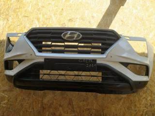 Запчасть бампер передний Hyundai Creta 2021
